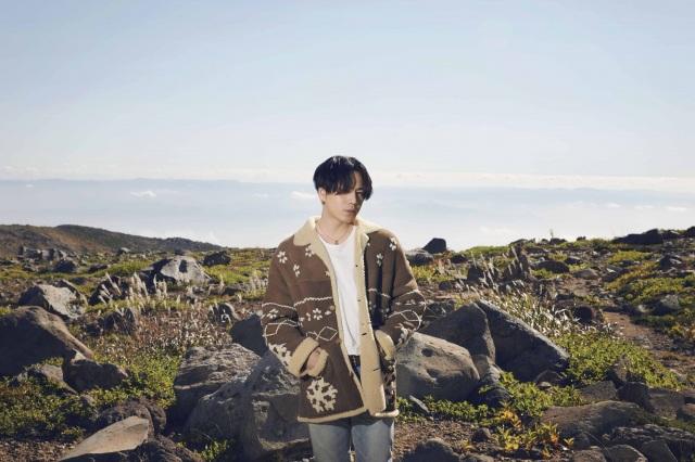 BTS・SUGAプロデュース曲を含むデジタルシングル「ANSWER... SHINE」を10月15日に配信リリースするOMIこと登坂広臣の画像