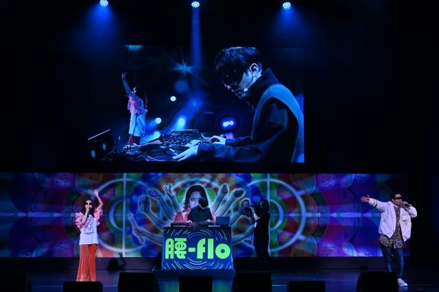『ファーストサマーウイカのオールナイトニッポン0(ZERO)土手の衆2021~例の日本青年館~』の模様(C)ニッポン放送の画像