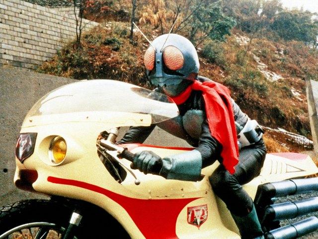 『仮面ライダー』の記念すべき第1話「怪奇蜘蛛男」をNHK総合で放送(C)石森プロ・東映の画像
