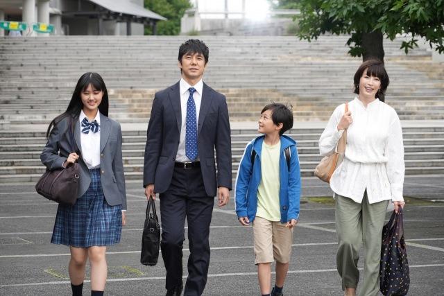 西島秀俊主演『真犯人フラグ』の場面写真が解禁(C)日本テレビの画像