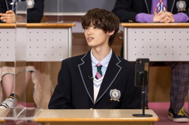 『この初恋はフィクションです』リモート会見に出席した窪塚愛流(C)TBSの画像