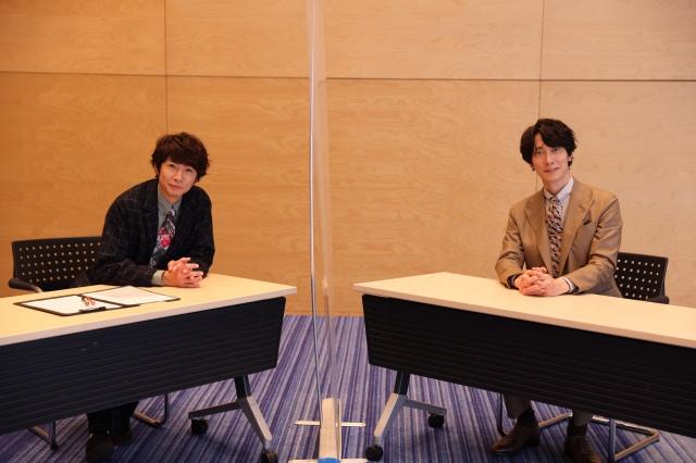 相葉雅紀と佐々木蔵之介 (C)テレビ朝日の画像
