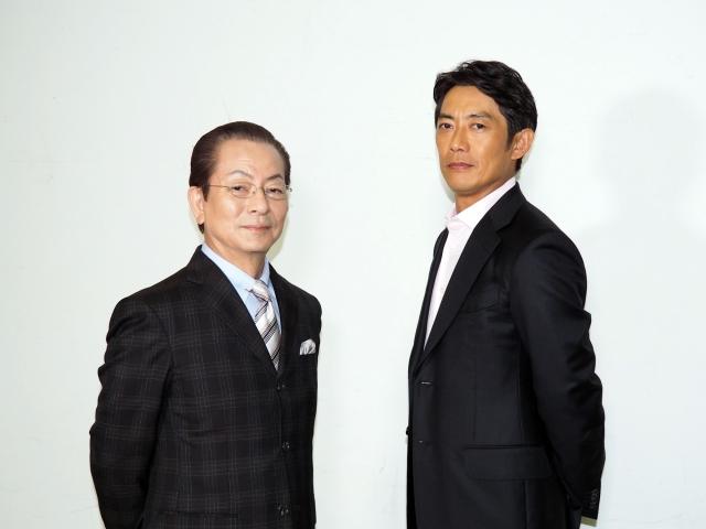テレビ朝日系『相棒season20』より(左から)水谷豊、反町隆史 (C)ORICON NewS inc.の画像