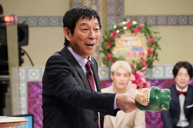 12日放送『秋の超豊作さんま御殿!!3時間スペシャル』に出演する明石家さんま(C)日本テレビの画像