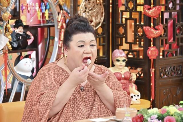 12日放送『マツコの知らない世界』食欲の秋2時間SPに出演するマツコ・デラックス(C)TBSの画像