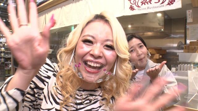 13日放送『水野真紀の魔法のレストラン』に出演するエルフ(左から)荒川・はる(C)MBSの画像