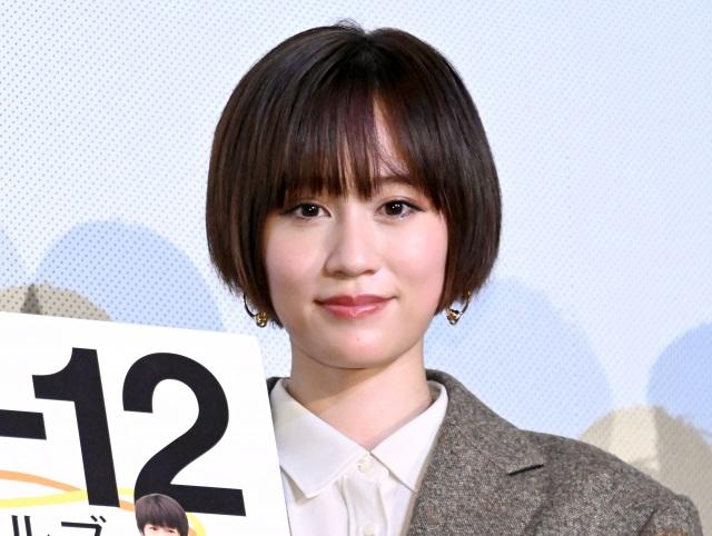 クリエイター支援プロジェクト参加に喜びを語った前田敦子 (C)ORICON NewS inc.の画像