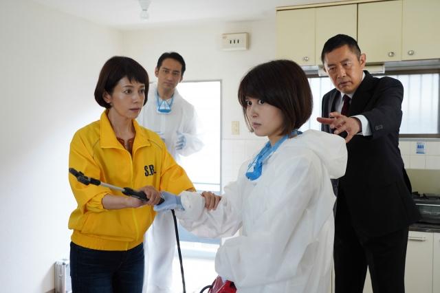 テレビ朝日『科捜研の女』第2話より (C)テレビ朝日の画像
