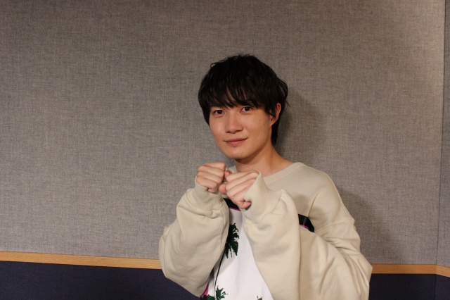 TOKYO FMのラジオ特番『神木隆之介のRADIO MOG STATION presented by ファイナルファンタジーXIV』でパーソナリティーを務める神木隆之介の画像