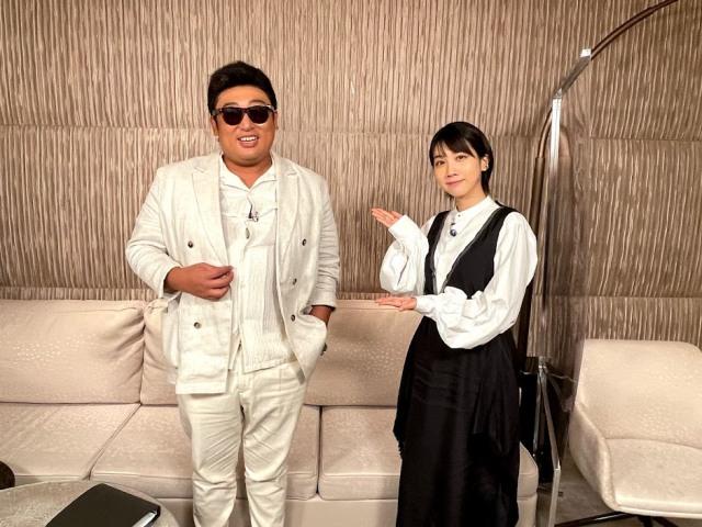 ヘンリー!? テレビ朝日で10月14日深夜に放送『MOVIE IS MY LIFE』。MCは松本穂香(C)テレビ朝日の画像