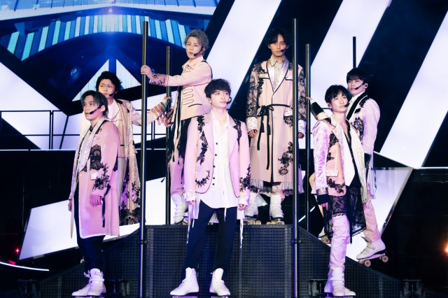 Kis-My-Ft2 LIVE DVD & Blu-ray『LIVE TOUR 2021 HOME』の発売が決定の画像