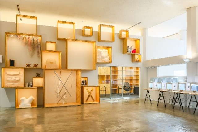 「国際建築教育拠点」の研究施設『T-BOX』が新設の画像