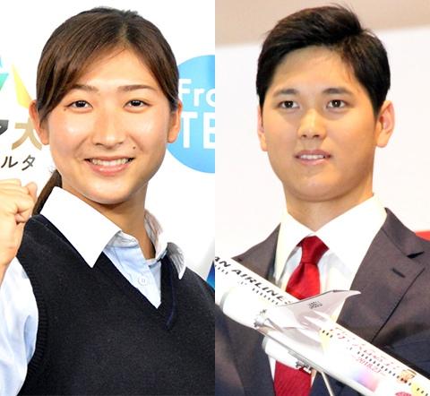 『好きなスポーツ選手ランキング』男性は大谷翔平選手、女性は池江璃花子選手がそれぞれ1位に (C)ORICON NewS inc.の画像