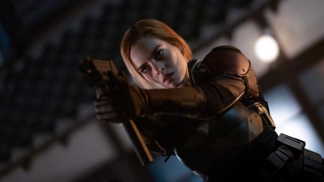 『G.I.ジョー:漆黒のスネークアイズ』(10月22日公開)スカーレット(サマラ・ウィーヴィング)の画像