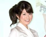 森麻季アナウンサー (C)ORICON NewS inc.の画像