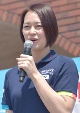 大山加奈さん「母になって初めての誕生日」 双子の娘との3ショット写真公開