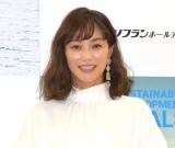 第1回「2020ミセス・アース・ジャパン日本大会」記者発表会に登場した蛯原英里 (C)ORICON NewS inc.の画像