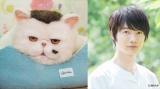 神木隆之介、おじさまの愛猫ふくまるの声を担当 草刈正雄が絶賛「素晴らしい」