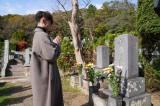 【エール】窪田正孝、古関裕而さんのお墓に撮影終了を報告 「エール男子会したい」