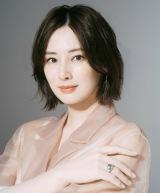 『好きなママタレントランキング』で初めて首位を飾った、女優の北川景子 (写真:KOBA)の画像