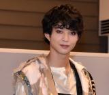 鈴木仁、初舞台に気合十分「正面からぶつかっていく」
