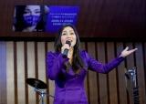 エンレイ改め紫レイ、改名後初シングル発売記念ライブ「新しいスタート」