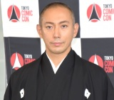 市川海老蔵、『鬼滅』歌舞伎化の話題にうんざり?「どこに行ってもこの質問」