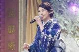 歌手の市川由紀乃が歌う「なごり歌」(作詩:吉田旺)が「第53回日本作詩大賞」を受賞の画像