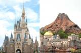 東京ディズニーランド&東京ディズニーシー、入園者数制限と時短営業を継続 3・21まで