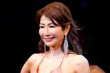 25歳の娘も応援…54歳美魔女が美ボディ大会でベスト5入り「年齢を感じさせないアウトラインが自慢」