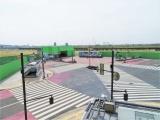 栃木県足利市に建設された大規模スタジオ©ASHIKAGA SCRAMBLE CITY STUDIOの画像