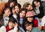 Girls2、おはスタ内アニメ『ガル学。』ベスト盤3月に発売 配信ライブ開催も決定