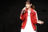 西野七瀬、初舞台に緊張しきり「ストレッチからガチガチ…」