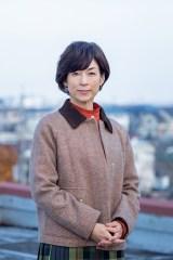 WOWOWの『連続ドラマW インフルエンス』(3月20日スタート)に出演する鈴木保奈美の画像