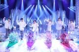 SixTONESジェシー&京本大我、岸谷香と名曲「M」コラボ歌唱 『Mフェア』2・6放送