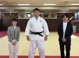 五輪キャスター村上信五、柔道100キロ超級代表・原沢久喜選手に圧倒される「ただ畳を見て終わった」