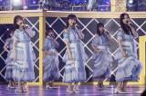 9周年を迎え、10年目に突入した乃木坂46がデビュー曲を披露