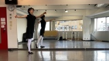 古川雄大がバレエの練習風景を公開の画像