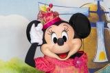 """ミニーマウス、""""ミニーの日""""にパーク初登場の春ファッションお披露目 TDL『ミニーのスタイルスタジオ』"""
