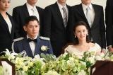 TBS4月期金曜ドラマ『リコカツ』に出演する永山瑛太&北川景子(C)TBSの画像