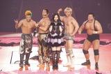 プロレス好きな松井珠理奈の卒業コンサート昼公演にNOAH4選手が参戦(C)2021 Zest,Inc. / AEIの画像
