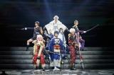 舞台『刀剣乱舞』大坂夏の陣が開幕 刀剣男士8振りコメント&公演写真到着