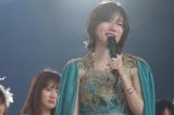 SKE48卒業コンサートで涙ながらにスピーチする松井珠理奈(11日、日本ガイシホール)(C)2021 Zest,Inc. / AEIの画像