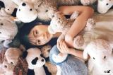 櫻坂46森田ひかる、大好きなぬいぐるみに囲まれ幸せな表情に ディープすぎる偏愛も全開