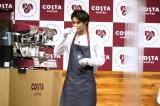 大のコーヒー好きとして本領を発揮した磯村勇斗の画像