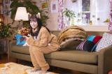 ロッテ『チョコを味わうパイの実<深みショコラ>』新TV-CM「パイの実 ショコラひとり占め篇」に登場する森七菜の画像