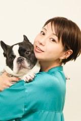 愛犬の皮膚疾患治療の苦労を明かした田中美保の画像