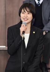 長澤まさみ、『ドラゴン桜』凱旋に感慨「桜木先生への恩返し」