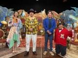 動物番組『アニマルエレジー』に出演する(左から)夏目三久、スキマスイッチ、秋山竜次 (C)テレビ朝日の画像