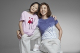 SHIHO、韓国で大人気の娘と初の親子共演「とてもワクワクしました」